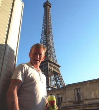 Greg with Chartreuse Paris 2015 for web
